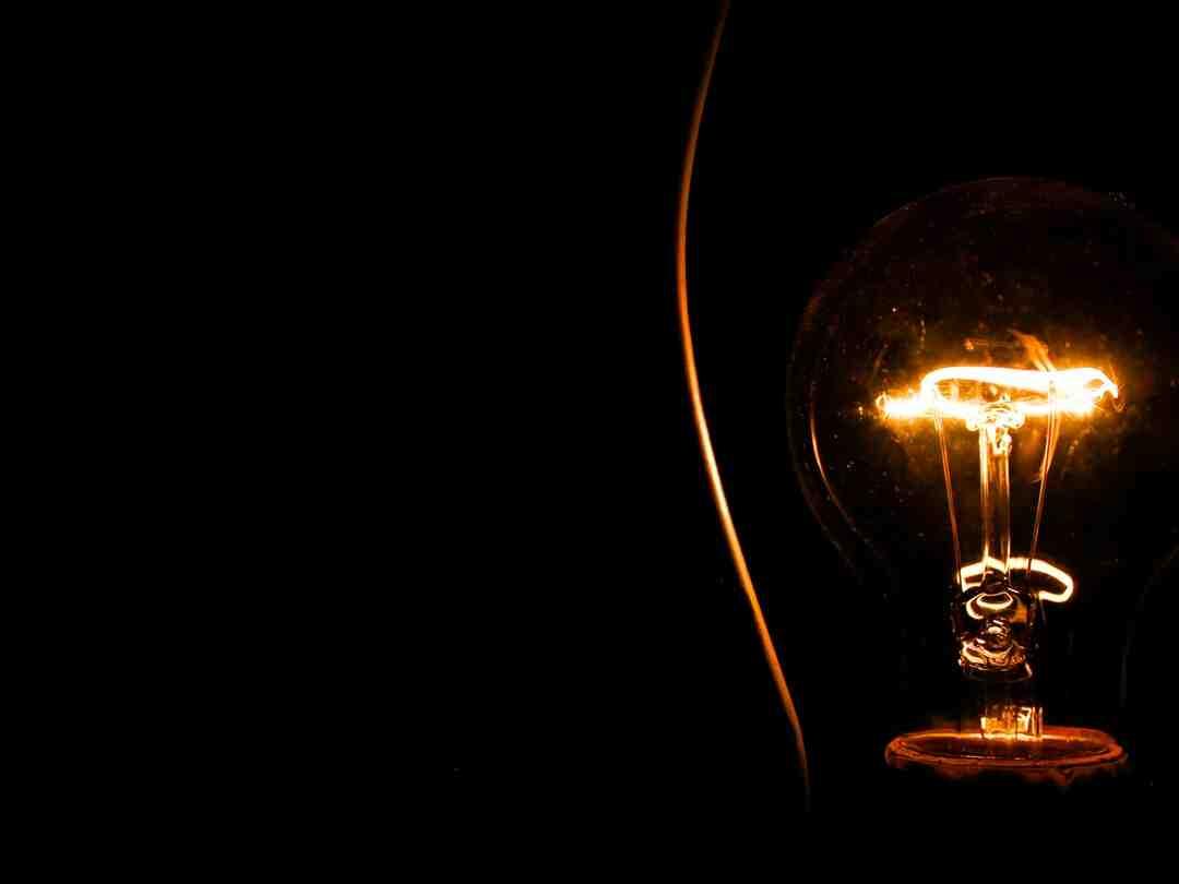 Comment changer un luminaire