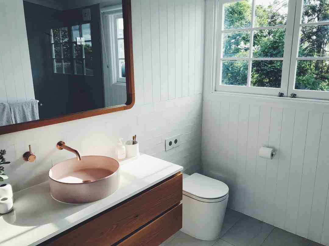 Comment embellir des WC ?