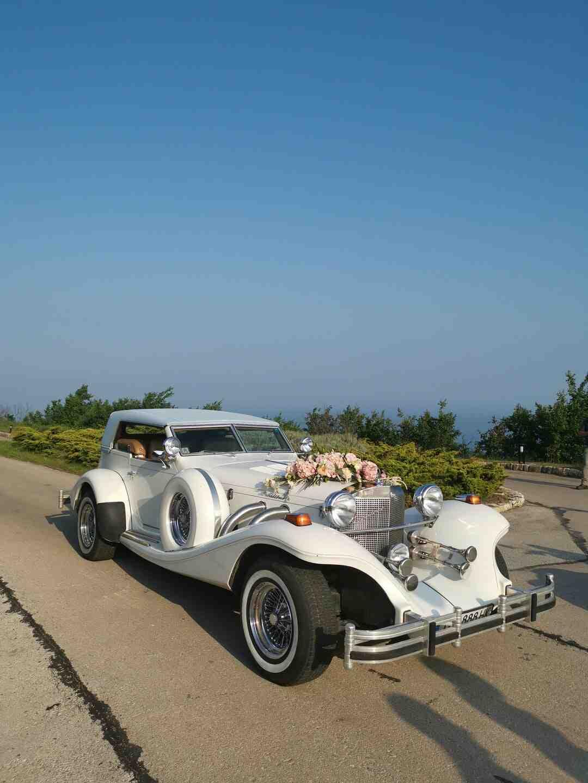 Ou décorer sa voiture pour un mariage ?