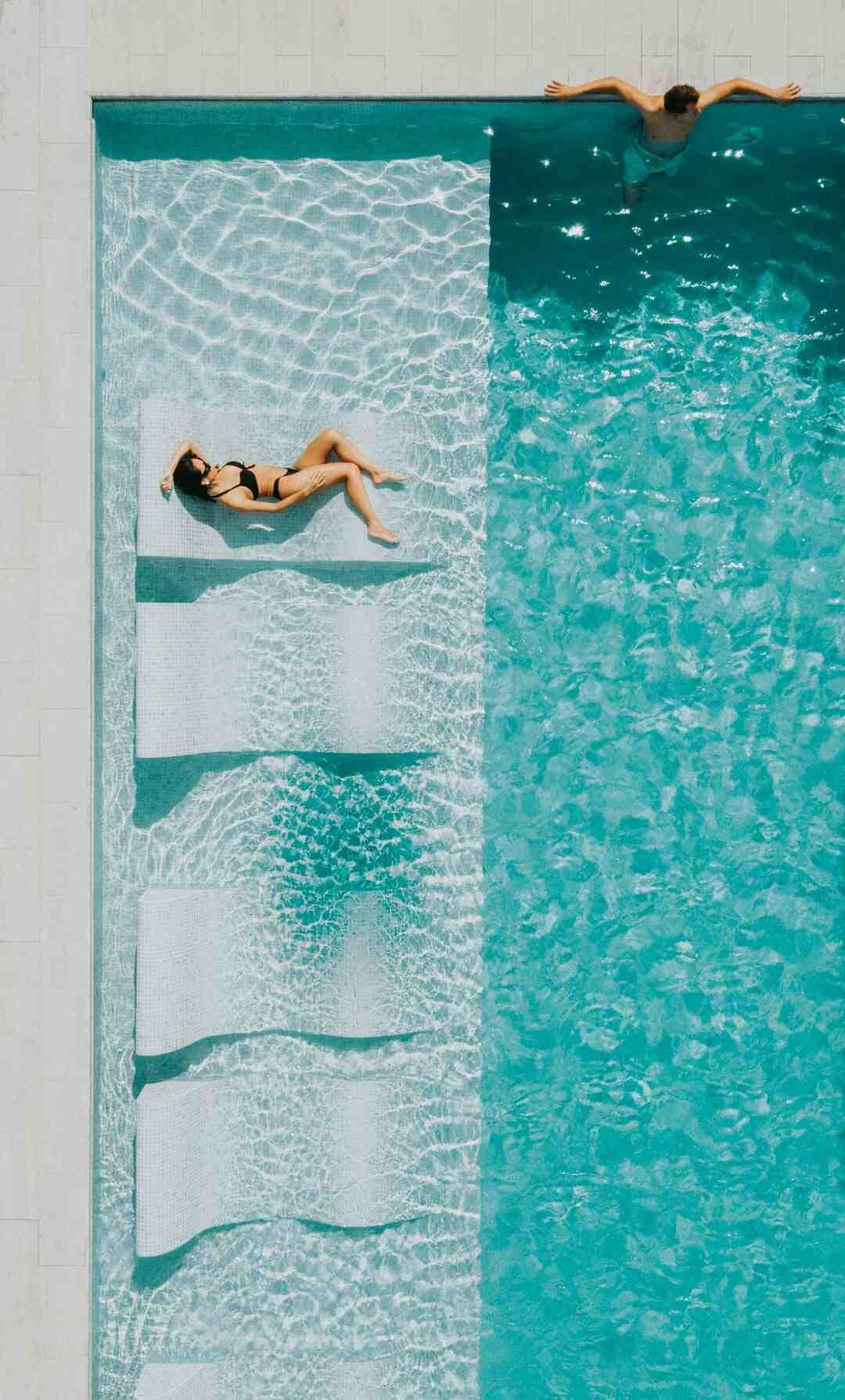 Comment chauffer l'eau de la piscine rapidement ?