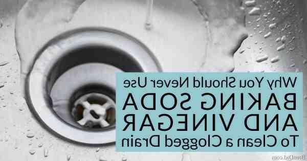 Comment déboucher un siphon de douche qui draine lentement l'eau