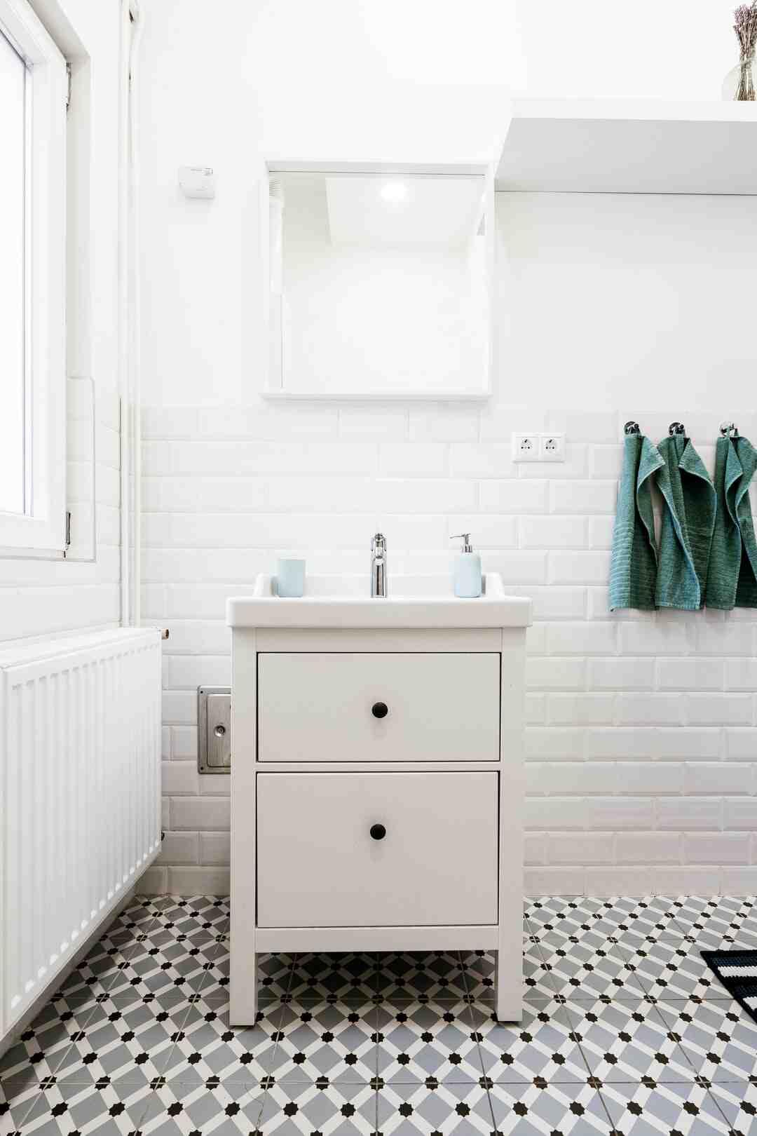Comment recouvrir carrelage salle de bain