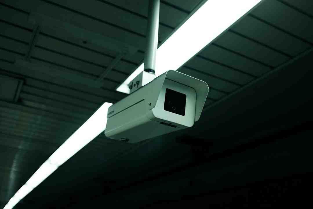 Comment savoir si une caméra de surveillance enregistre ?