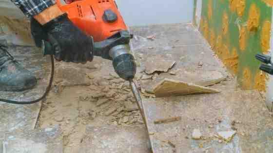 Comment enlever du carrelage au sol