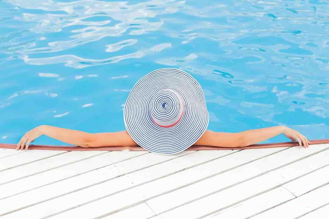 Où mettre la pompe d'une piscine hors sol ?